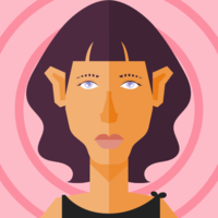 hexagonal avatar by MediaRumilly