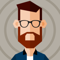 hexagonal avatar by arthurs