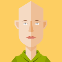 hexagonal avatar by remn