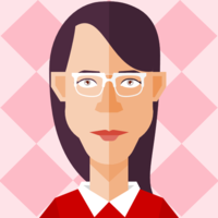 hexagonal avatar by CI_ANU