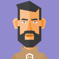 hexagonal avatar by mathew.seemon